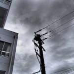 無料写真素材:ドラマテックな雲
