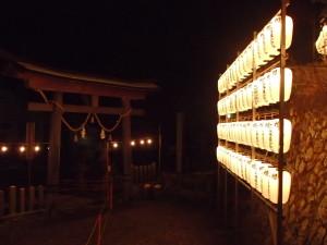 冬の祭り提灯01
