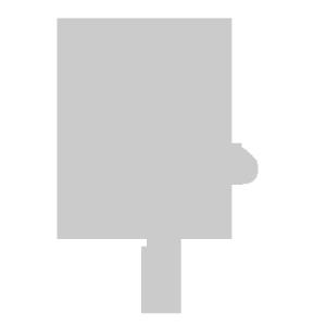 年賀状素材 午01